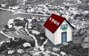 kuća izgrađena prije 1968