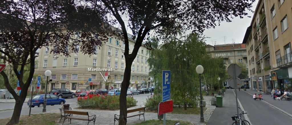 Arhitektonski ured Martićeva
