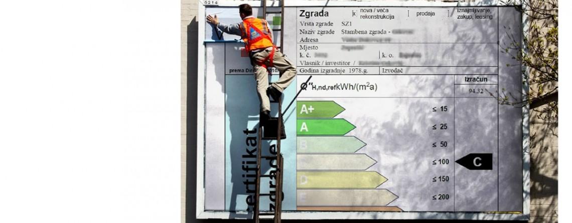 O energetskim certifikatima